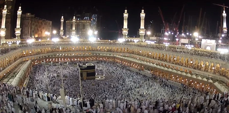 Resumption of Umrah Service with Limited Local Pilgrims